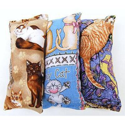 Catnip Body Pillows