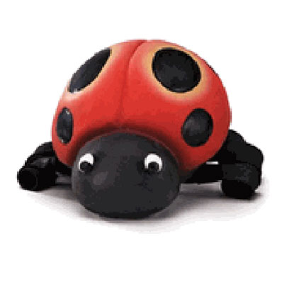 Squeeze Meeze Lady Bug