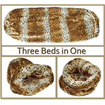 Tiger Dreamz Trundle  Bed