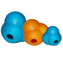 Atomic Treat Ball Dog Toy