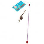 Cat Catcher Wand Toy