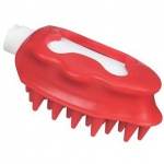 Dog Body Brush With Shampoo Applicator