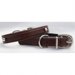 Fashion Angels Leather Dog Collars