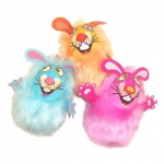 Fluff Bunnies Catnip Toy