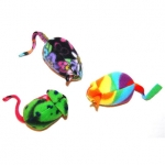 Kittybags Refillable Organic Catnip Mouse