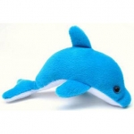 Mr. Fish Dolphin Organic Catnip Toy