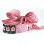 Peppermutt Patty Three Flower Collar