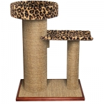 Purrfect View Cat Scratching Post